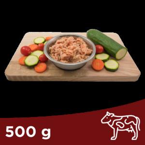 Mammella di manzo macinata - 500 g
