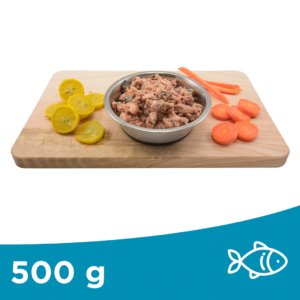 Salmone macinato - 500 g